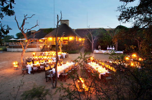 Kapama River Lodge.